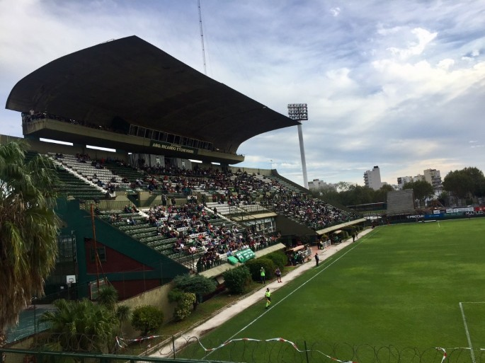 Ferro Carril is a typical Argentinian sports club and centrepoint of the community