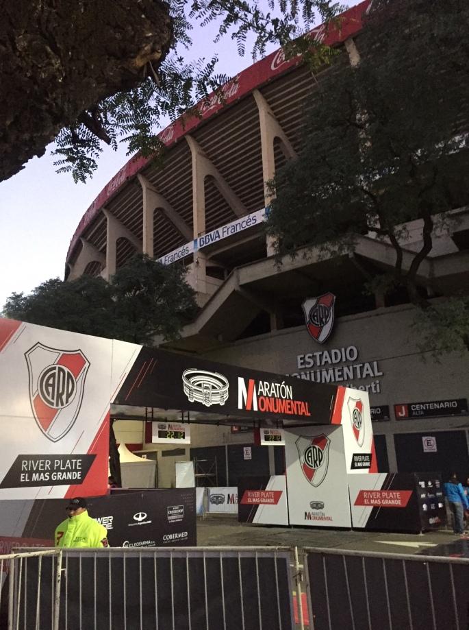 River Plate 2018 Marathon